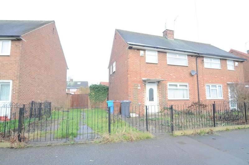 2 Bedrooms Semi Detached House for sale in Barham Road, Hull, HU9 4JN