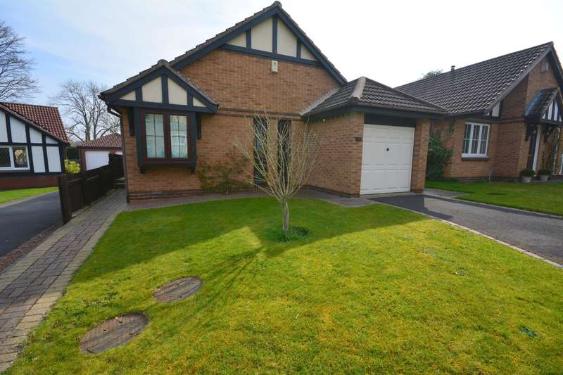 3 Bedrooms Bungalow for sale in Dene Hall Drive, Bishop Auckland, , DL14 6UF
