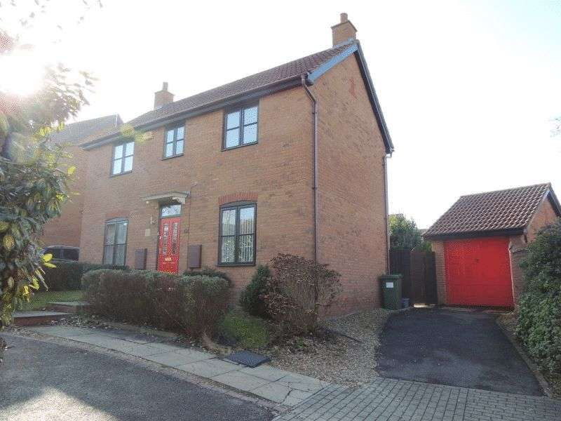 3 Bedrooms Detached House for sale in Upper Wood Close, Shenly Brook End, Milton Keynes