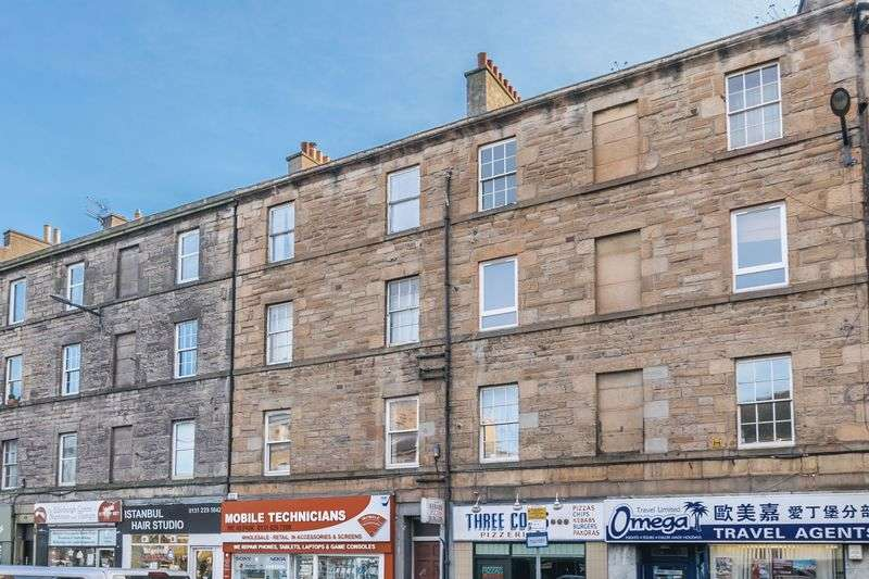 1 Bedroom Flat for sale in 3F1, 17 Home Street, Tollcross, Edinburgh, EH3 9JR