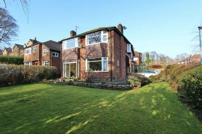 4 Bedrooms Detached House for sale in The Drive, Prestwich, Manchester