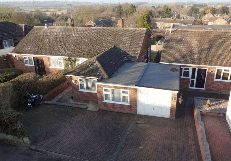 4 Bedrooms Semi Detached Bungalow for sale in Chalton