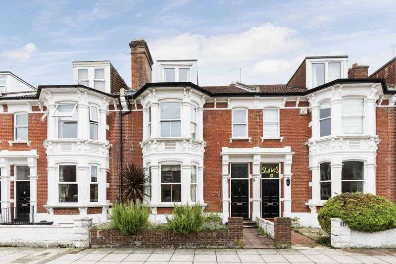 4 Bedrooms Terraced House for sale in Whitwell Road, Southsea