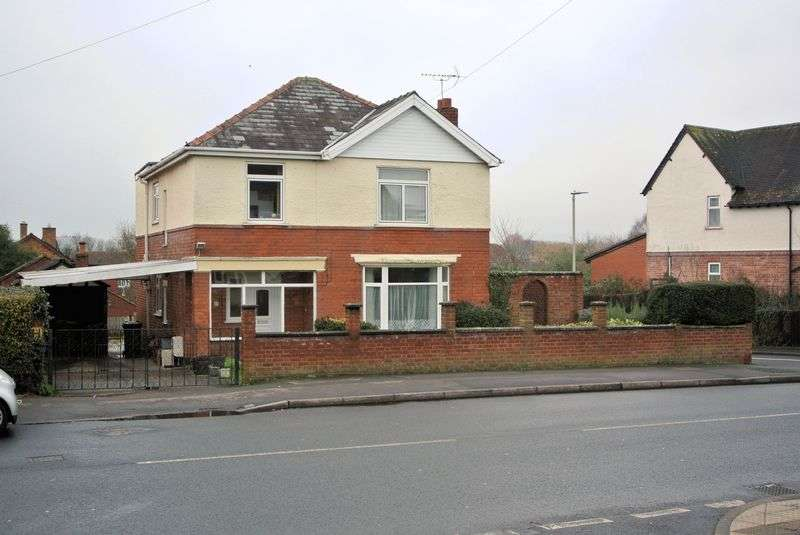 4 Bedrooms Detached House for sale in Cotteswold Road, Gloucester