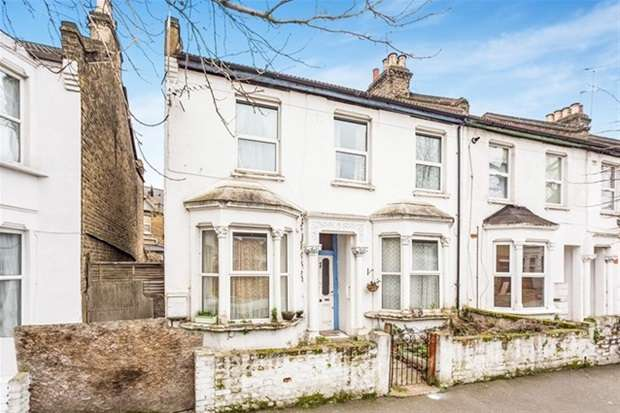 4 Bedrooms End Of Terrace House for sale in Buckland Road, London