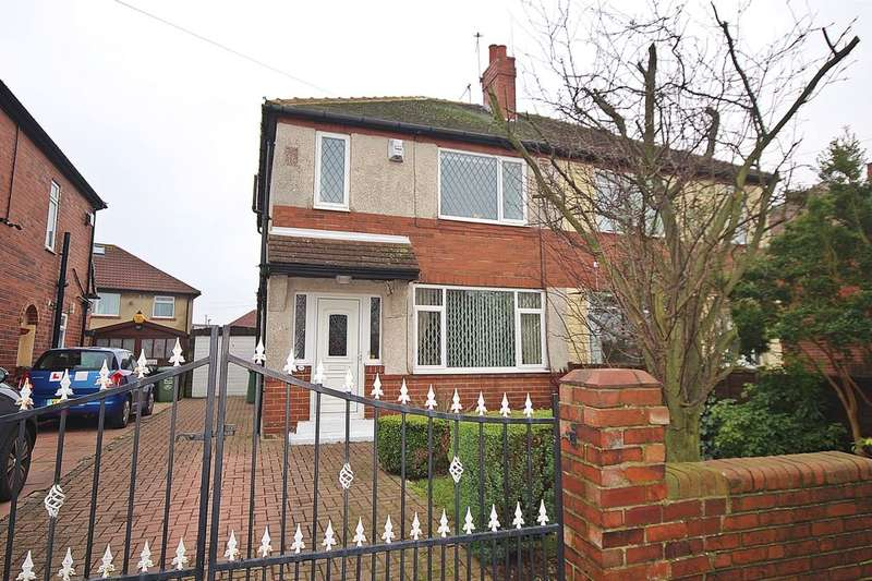 2 Bedrooms Semi Detached House for sale in Sandway, Leeds, LS15