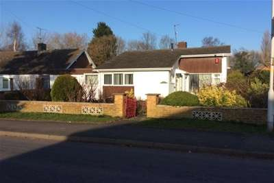 2 Bedrooms Bungalow for rent in Whaley Lane Irby