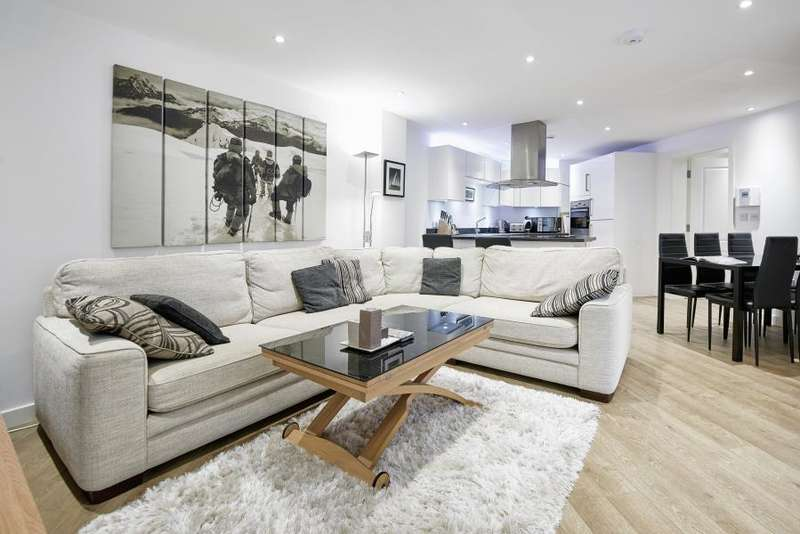 2 Bedrooms Flat for sale in Florence Way, Balham, SW12