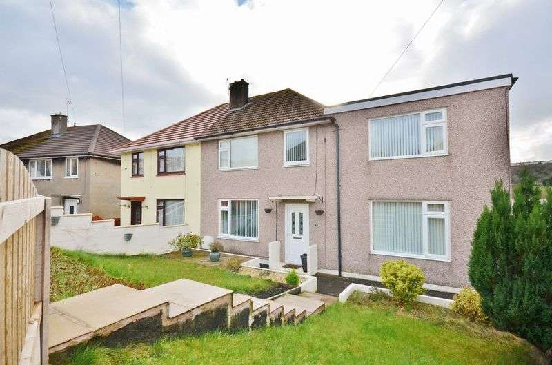 4 Bedrooms Semi Detached House for sale in Esk Avenue, Whitehaven
