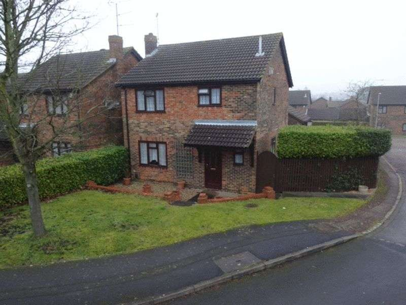4 Bedrooms Detached House for sale in Cubbington Close, Luton