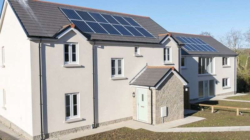 4 Bedrooms Detached House for sale in Plot 6,Green Meadows Park, Tenby