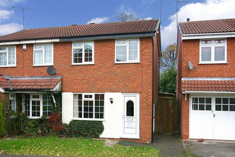 2 Bedrooms Semi Detached House for sale in Hawthorne Road, Wednesfield, Wolverhampton
