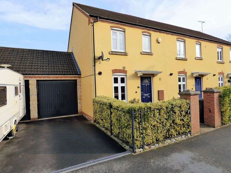 3 Bedrooms House for sale in Kinloss Drive Kingsway, Gloucester