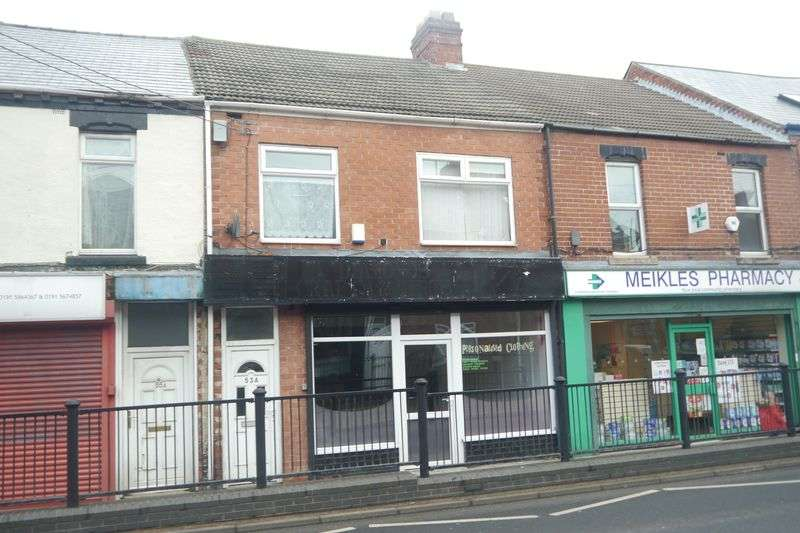 Property for sale in 53/53a Middle Street, Blackhall Colliery