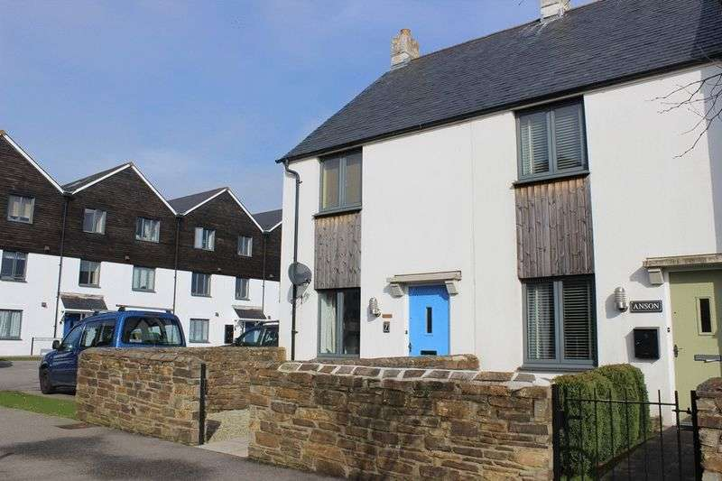 2 Bedrooms Terraced House for sale in Foundry Drive, St. Austell