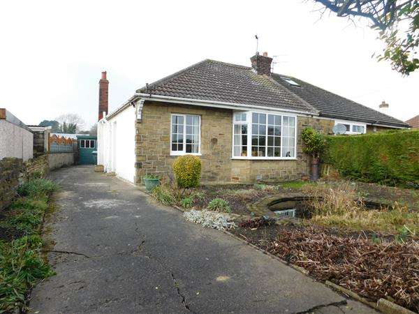 2 Bedrooms Semi Detached Bungalow for sale in Southlands Avenue, Bradford