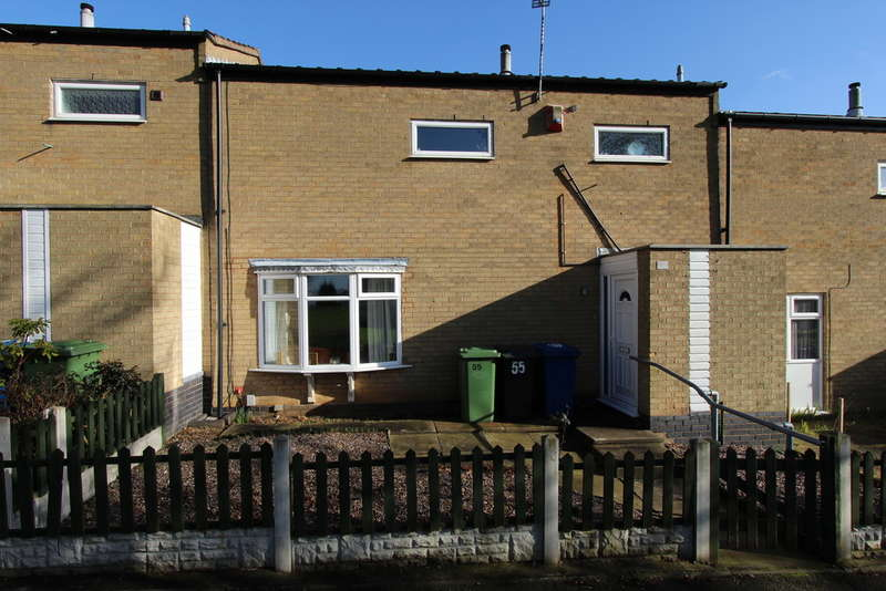 2 Bedrooms Terraced House for sale in Cambrian, Tamworth