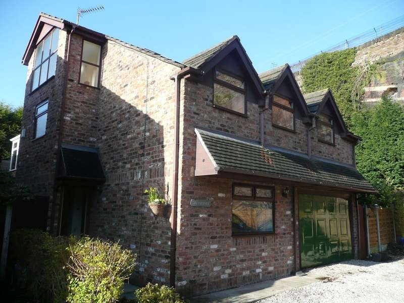 5 Bedrooms Detached House for sale in Quarry Place, Woolton
