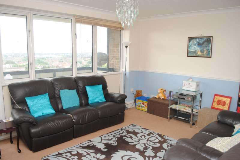 2 Bedrooms Flat for sale in Kiplin Tower, Heaton Avenue