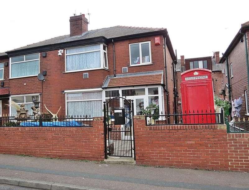3 Bedrooms Semi Detached House for sale in Ivy Street, Leeds, LS9