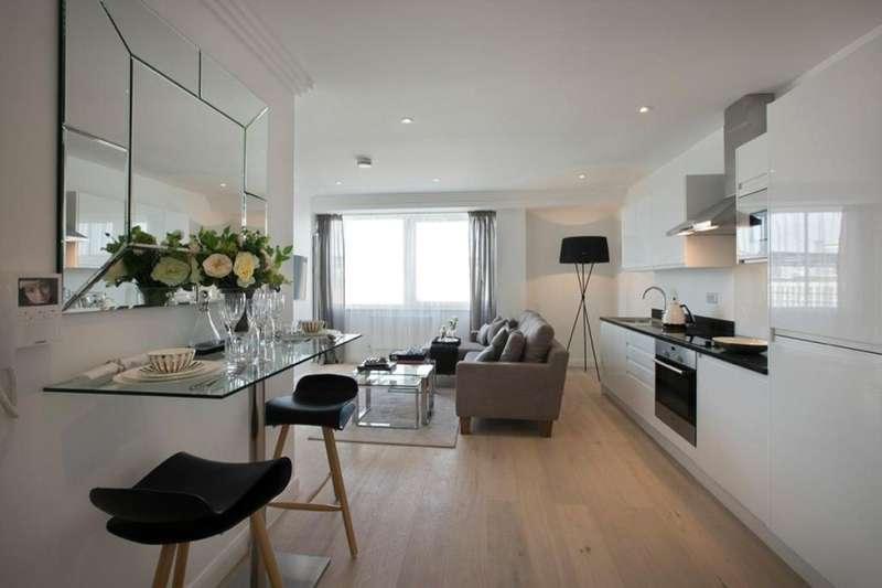 1 Bedroom Flat for sale in Nine Sutton Court Road, Sutton, SM1