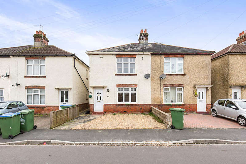 2 Bedrooms Semi Detached House for sale in Commercial Street, Southampton, SO18