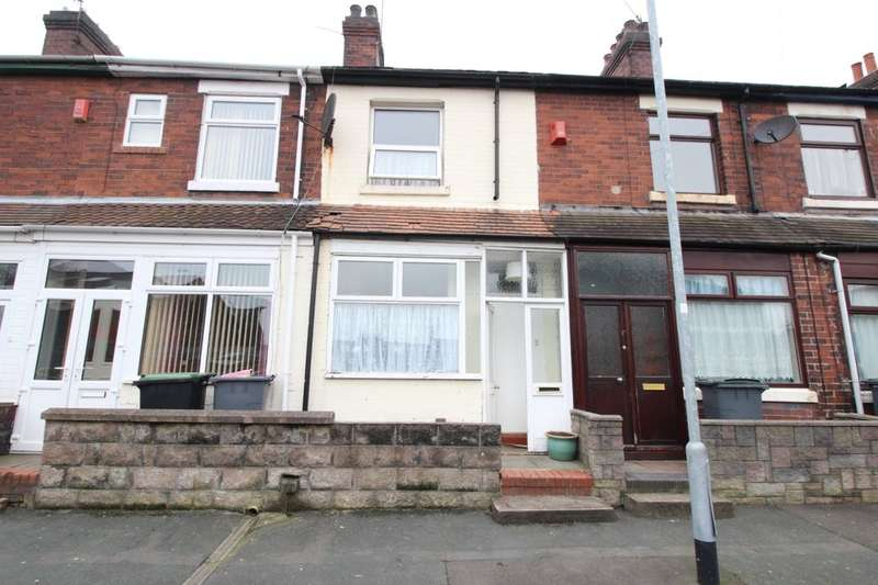 2 Bedrooms Property for sale in Railway Street, Tunstall, Stoke-On-Trent, ST6