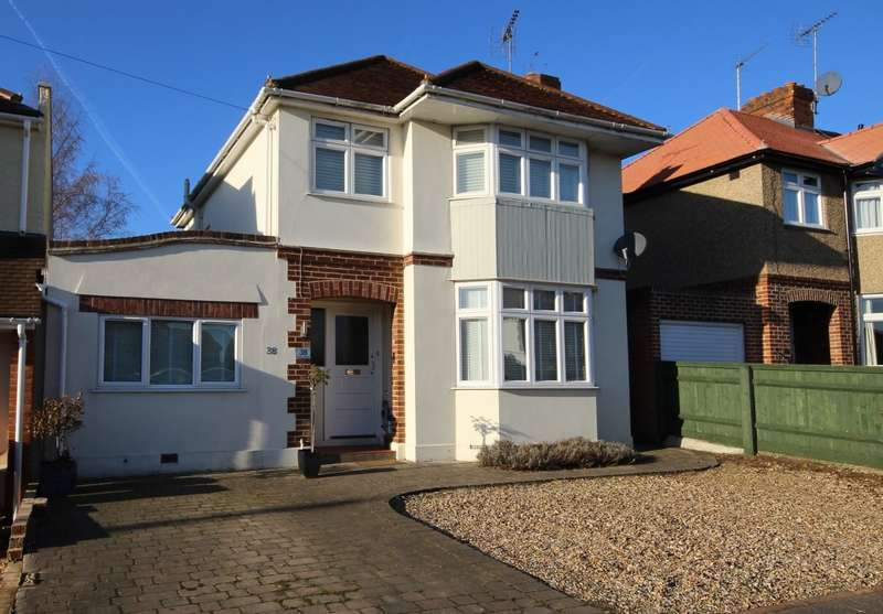 4 Bedrooms Detached House for sale in Berkshire Road, Henley-On-Thames, RG9