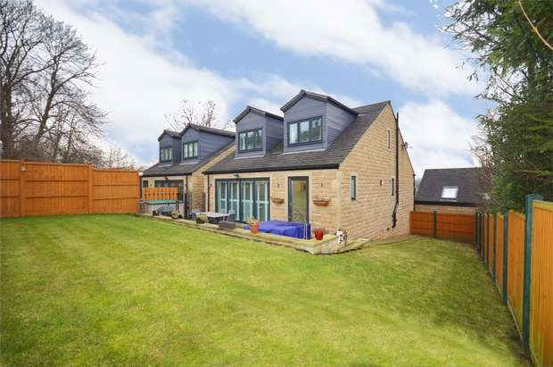 4 Bedrooms Detached House for sale in Greenhead Avenue, HUDDERSFIELD, West Yorkshire