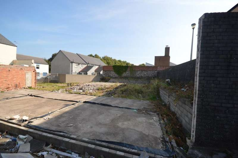 Land Commercial for sale in Derwent Street, Workington, CA14