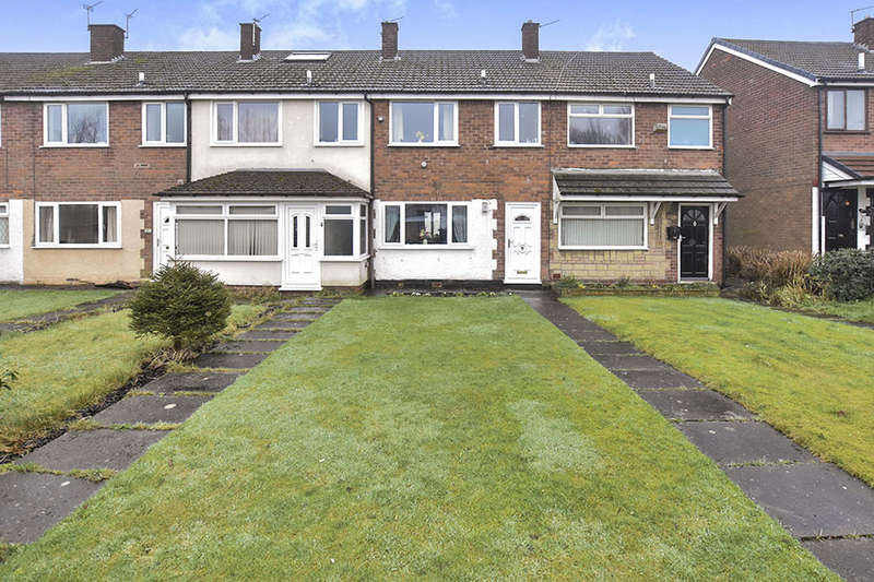 2 Bedrooms Property for sale in Osborne Walk, Radcliffe, MANCHESTER, M26