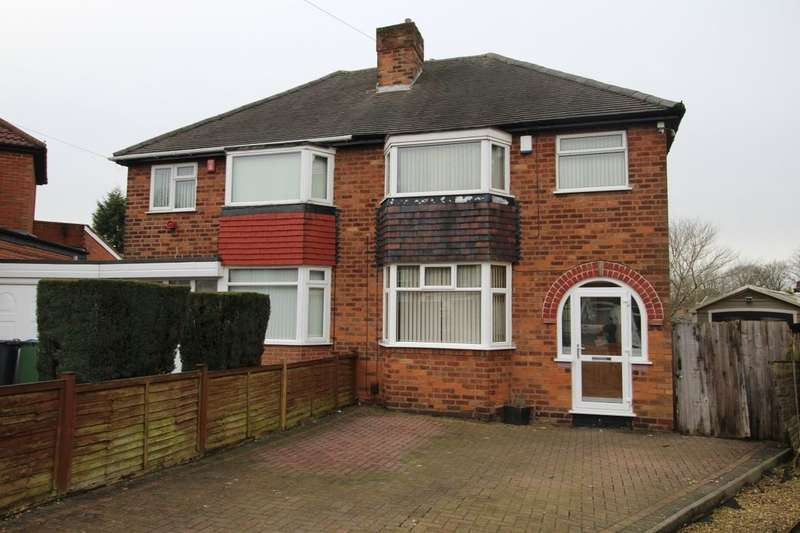 3 Bedrooms Semi Detached House for rent in Londonderry Grove, Smethwick, B67