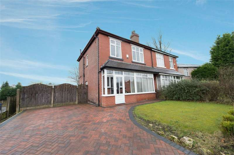 3 Bedrooms Semi Detached House for sale in Ainsworth Road, Bury, Lancashire