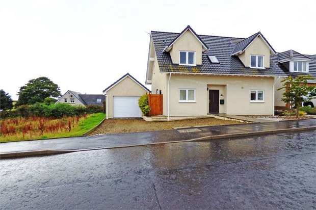 4 Bedrooms Detached House for sale in St Maura Gardens, Millport, Isle of Cumbrae, North Ayrshire