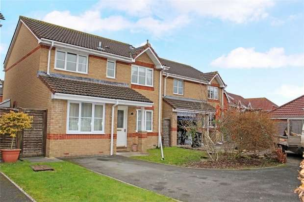 4 Bedrooms Detached House for sale in Priestley Way, Burnham-on-Sea, Somerset