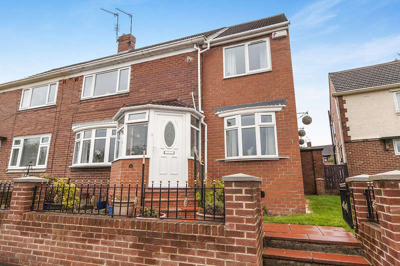 3 Bedrooms Semi Detached House for sale in Archer Road, Farringdon, Sunderland, SR3