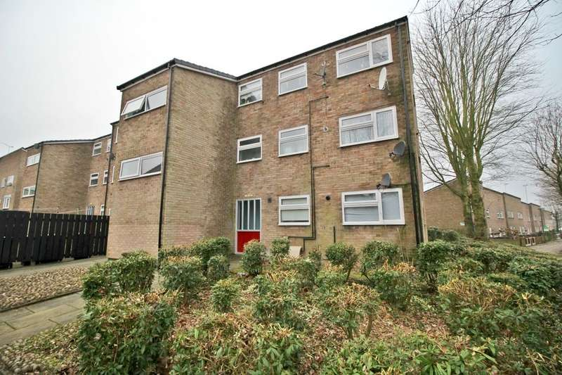 2 Bedrooms Flat for sale in Cornbrook, Skelmersdale, WN8