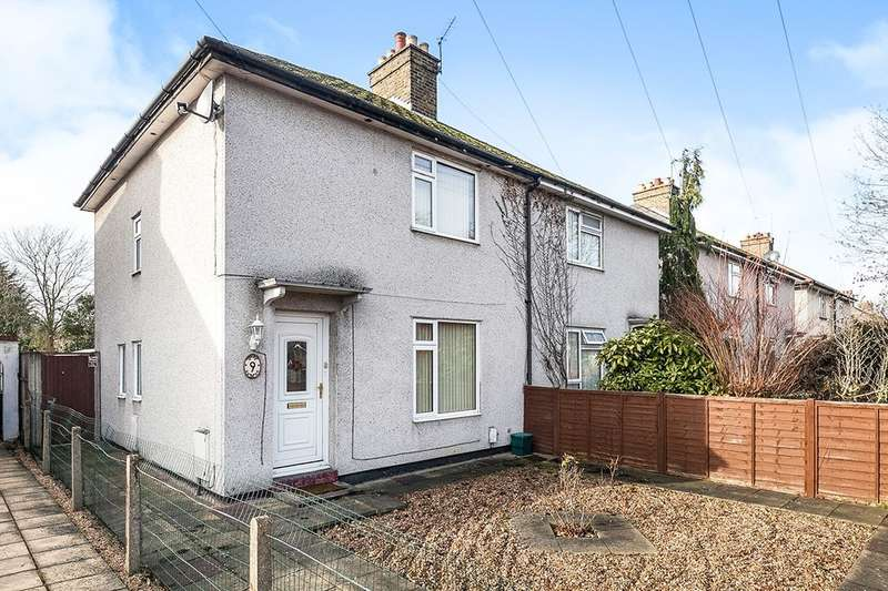 3 Bedrooms Semi Detached House for sale in Windmill Terrace Walton Bridge Road, SHEPPERTON, TW17
