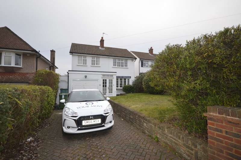 3 Bedrooms Detached House for rent in Northey Avenue, Cheam, Sutton, SM2