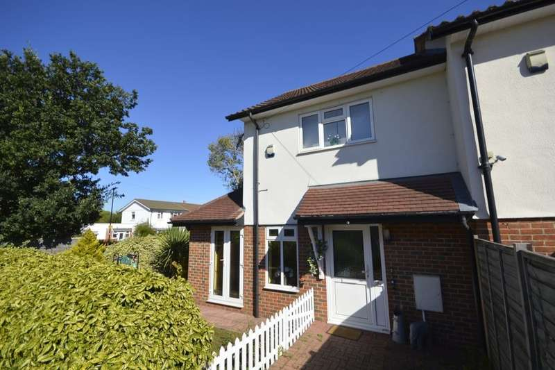 2 Bedrooms Property for sale in Canterbury Road, Feltham, TW13