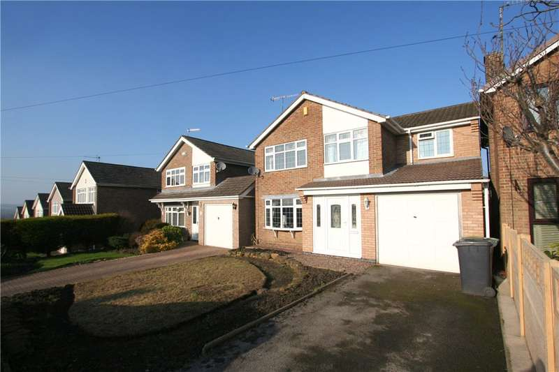 4 Bedrooms Detached House for sale in Hawthorn Rise, Awsworth, Nottingham, Nottinghamshire, NG16
