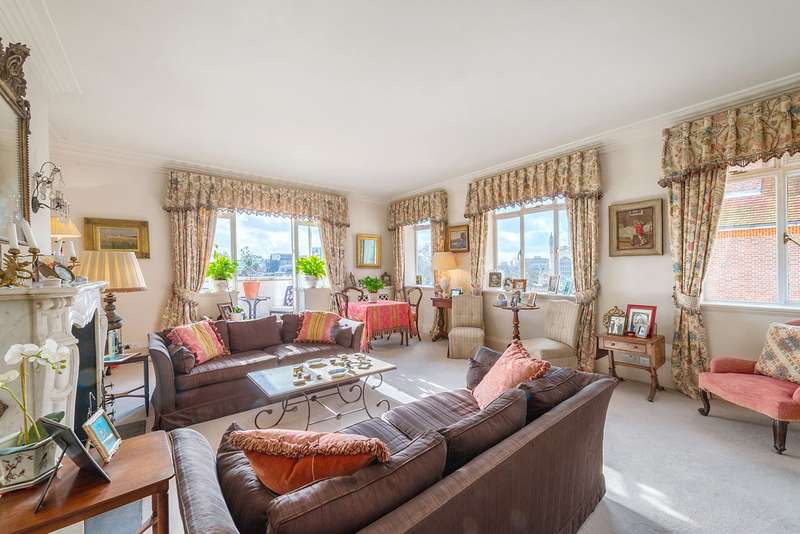 4 Bedrooms Flat for sale in Astell House, Astell Street, London, SW3