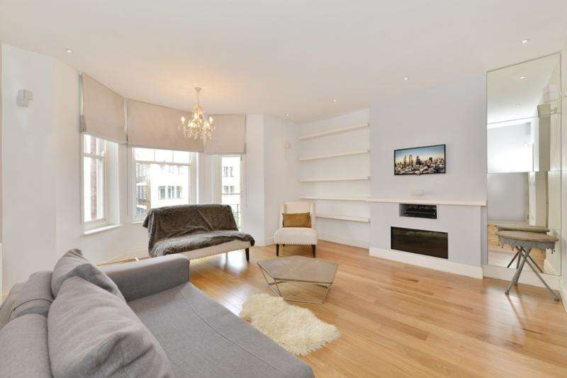 3 Bedrooms Flat for sale in Beaufort Mansions, Beaufort Street, London, SW3