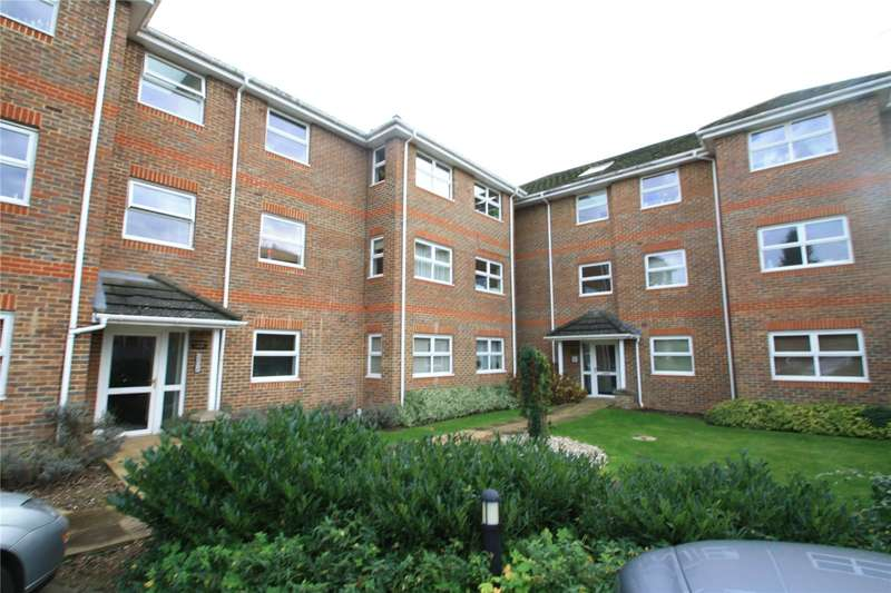2 Bedrooms Apartment Flat for sale in Rushmon Court, Barker Road, Chertsey, Surrey, KT16