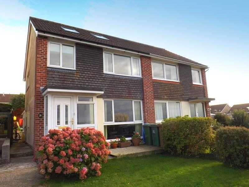 4 Bedrooms Semi Detached House for sale in Long Park Close, Plymstock, Plymouth