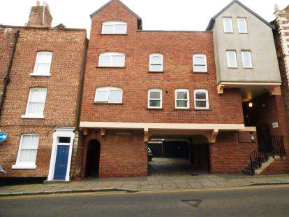 2 Bedrooms Flat for sale in Castle Place, Chester, Cheshire, CH1