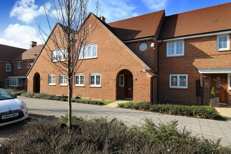 3 Bedrooms Terraced House for sale in Calvert Link, Kilnwood Vale
