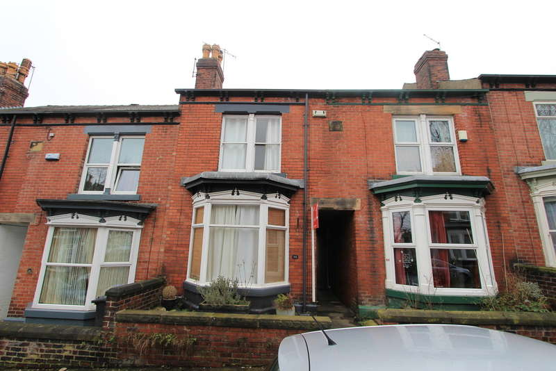 3 Bedrooms Terraced House for rent in Ranby Road, Sheffield