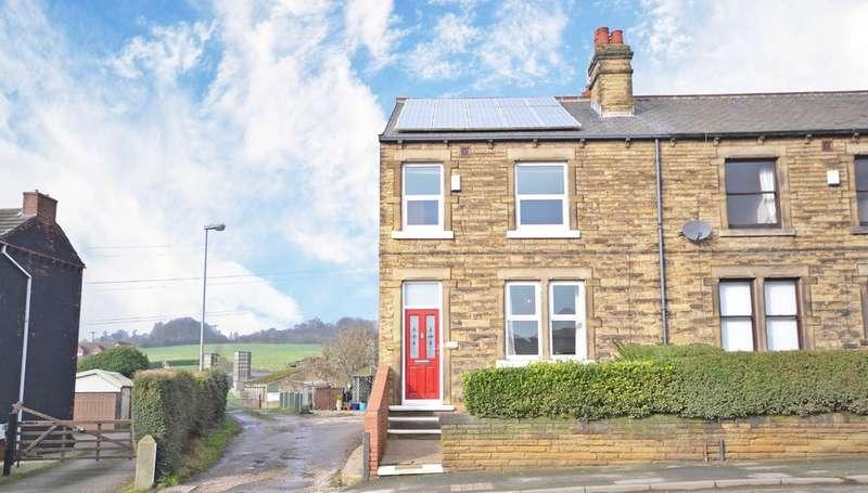 2 Bedrooms End Of Terrace House for sale in Wrenthorpe Lane, Wrenthorpe, Wakefield