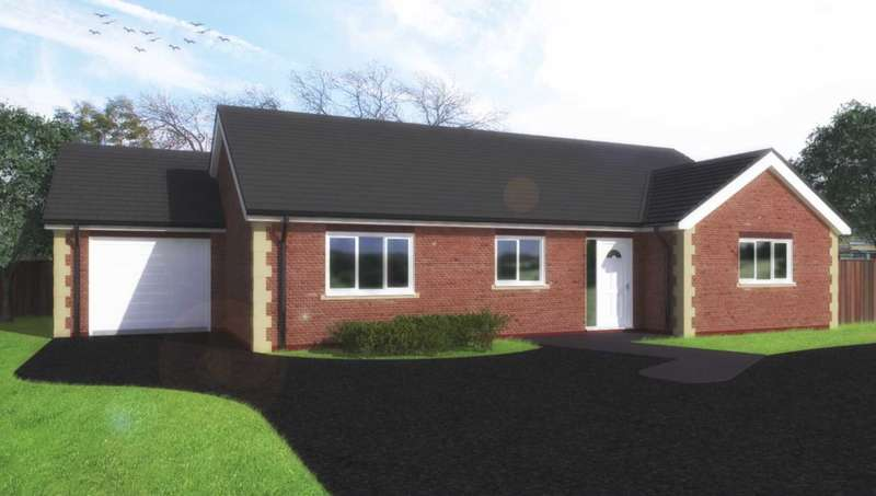 2 Bedrooms Bungalow for sale in Northampton Road, Rushden